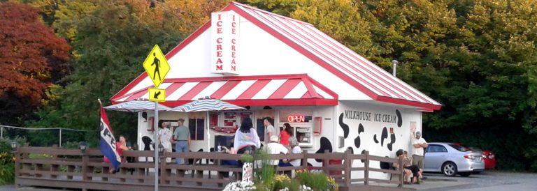 milkhouse ice cream header