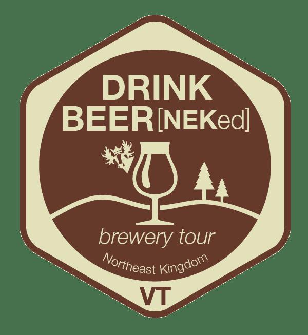 Drink Beer NEKed Badge