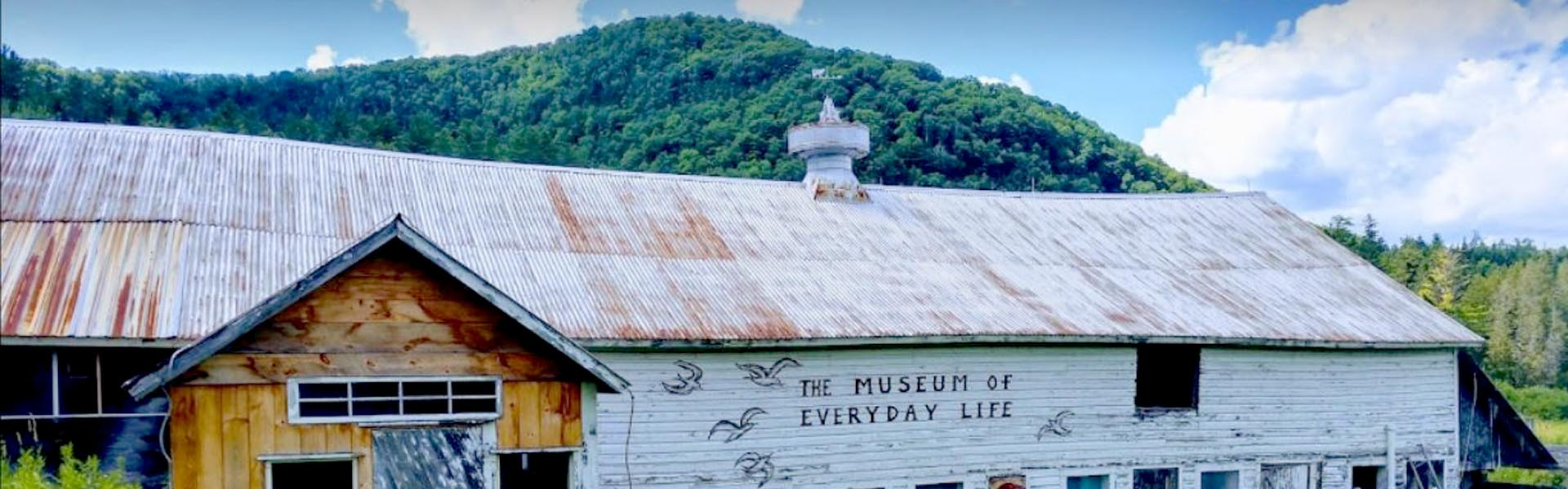 Museum Of Every Day Life Header