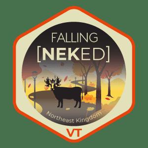 Badge_Falling NEKed_Large Format