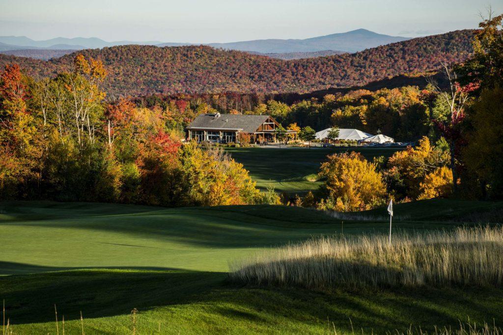 Golf Course Foliage